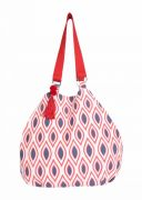 Pick Pocket Canvas Printed Jholi Bag