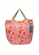 Pick Pocket Pink Canvass Joli Bag - Jogiraf59