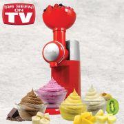 Kawachi Big Boss Swirlio Ice Cream Maker With Topping Dispenser K227