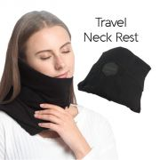 Kawachi Premium Travel Pillow | Super Soft Scientifically Proven Neck Rest Scarf Travel Pillow For Car