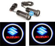 Digitru - Car Door Ghost Shadow Light Logo New Dizire(Set Of 2pc)