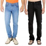 Stylox Set Of 2 Denim Jeans For Men _code(3.2_3)