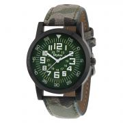 Stylox Classic Green Dial Watch (product Code - Wh-138)