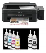 Epson L Series - L350 Multifunction Inkjet Printer With Ink Tank System