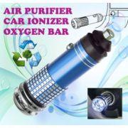 Gadget Hero's Mini Car Auto Ionizer Fresh Air Purifier (blue)