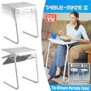 Table Mate II 2 Folding Portable Table