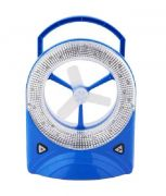 Jy Jumbo Super Rechargeable Fan Torch With 32 LED Light