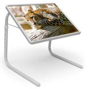 Table Mate Designer Portable Adjustable Dinner Cum Laptop Tray Table (074)