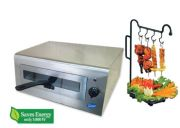 Glen Electric Tandoor 5014 For Healthy Cooking