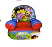 Dora The Explorer Kids Inflatable Arm Chair