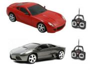 Combo Of Ferrari 599 And Lamborghini Remote Cars