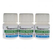 Homyoxpert Nasal Polyp Homeopathic Medicine For One Month