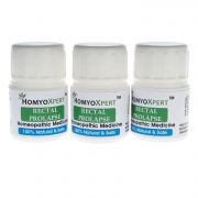 Homyoxpert Rectal Prolapse Homeopathic Medicine For One Month