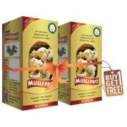 Deemark Musli Pro 90 Capsules Pack (Buy One Get One Free)