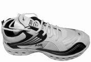 Camro Sports Cool White And Black Running Shoes