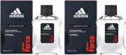 Adidas Team Force - Pack Of 2 Gift Set (Set Of 2)