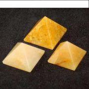 Citrine Pyramid (Crystal Healing) Pyramids Fengshui Vastu