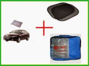 Car Body Cover For Honda Accord +Cover Bag + Window Sunshades