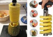 New Stainless Steel Easy Pineapple Corer,slicer
