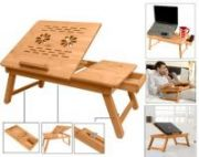Multipurpose Wooden Foldable Laptop / Study Table