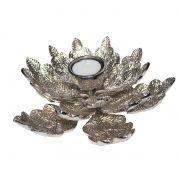 Fabulloso New Leaf Stainless Steel T-Light Holder_53813602031