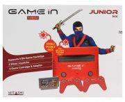 Mitashi Game In Junior NX - Blue