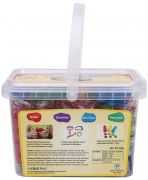 Mitashi Sky Doh With 24 Color Play Dough - 360 Gm