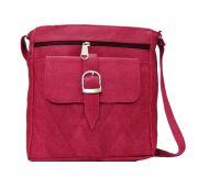 Estoss MEST1243 Pink  Sling Bag