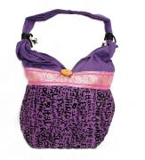 Estoss MEST1406 Purple Ethnic Ethnic Bag