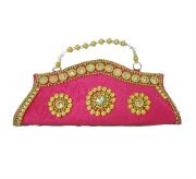 Estoss MEST1609 Pink Party Clutch