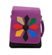 Estoss MEST1710 Purple Designer Sling Bag