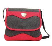 Estoss MEST2605 Grey  Sling Bag