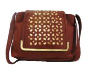 Estoss MEST2839 Brown  Sling Bag