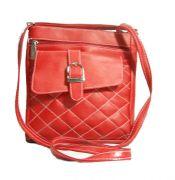 Estoss Red Designer Sling Bag