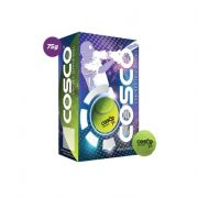 Cosco Cricket & Tennis Balls Packed In Box -  Pack Of 6 Balls (Hi-Bounce)
