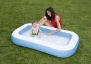 Rectangular Baby Pool Intex Inflatable Water Tub 2014