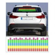 CAR SOUND ACTIVATED EQUALIZER COLORFUL FLASHING MULTI COLOR LED LIGHT STICK