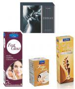 Women Care Kit (Hair Remover Sandal & Fast Glow Fairness Cream & Body Butte