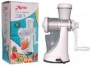 Apex Heavy Plastic Fruit & Vegetable Juicer