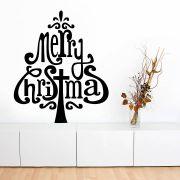 Decor Kafe Christmas Tree Wall Decal Code - DKHS0115