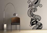Decor Kafe Decal Style Creative Peacock Wall Sticker