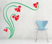 Decor Kafe Decal Style Love Branch Wall Sticker