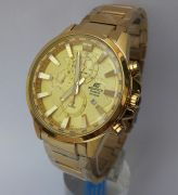 Imported Casio Edifice Efr 303 Full Gold Watch For Men