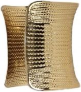 Fash Blush Forever New Textured Egyptian Style Alloy Cuff - (Code - FB33030)