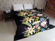 Welhouse Floral Double Bed Ac Blanket Pfd_n-8