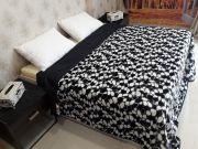 Welhouse India Animal Print Double Bed Classic Quilt Tpc-001