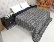 Welhouse India Animal Print Double Bed Classic Quilt Tpc-003