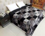 Welhouse India Animal Print Double Bed Classic Quilt Tpc-006