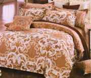 Welhouse India Traditional Design Cotton King Bedsheet With 2 Pillow Cover