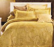 Welhouse India Floral Design Cotton King Bedsheet With Two Pillow Cover